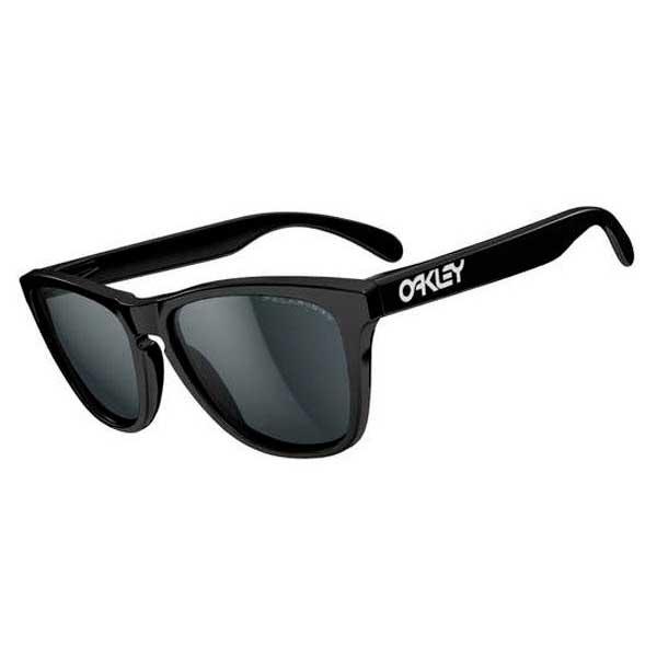 f365daec1120b Oakley Frogskin Black buy and offers on Dressinn