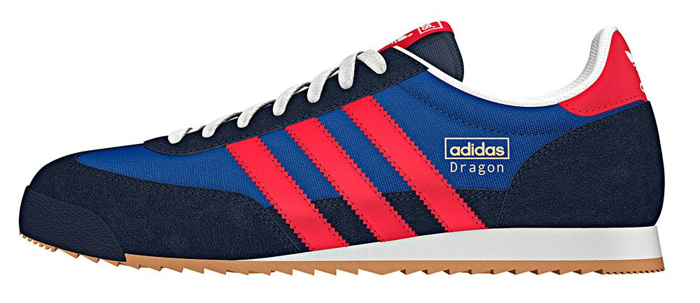 adidas originals Dragon Collegiate