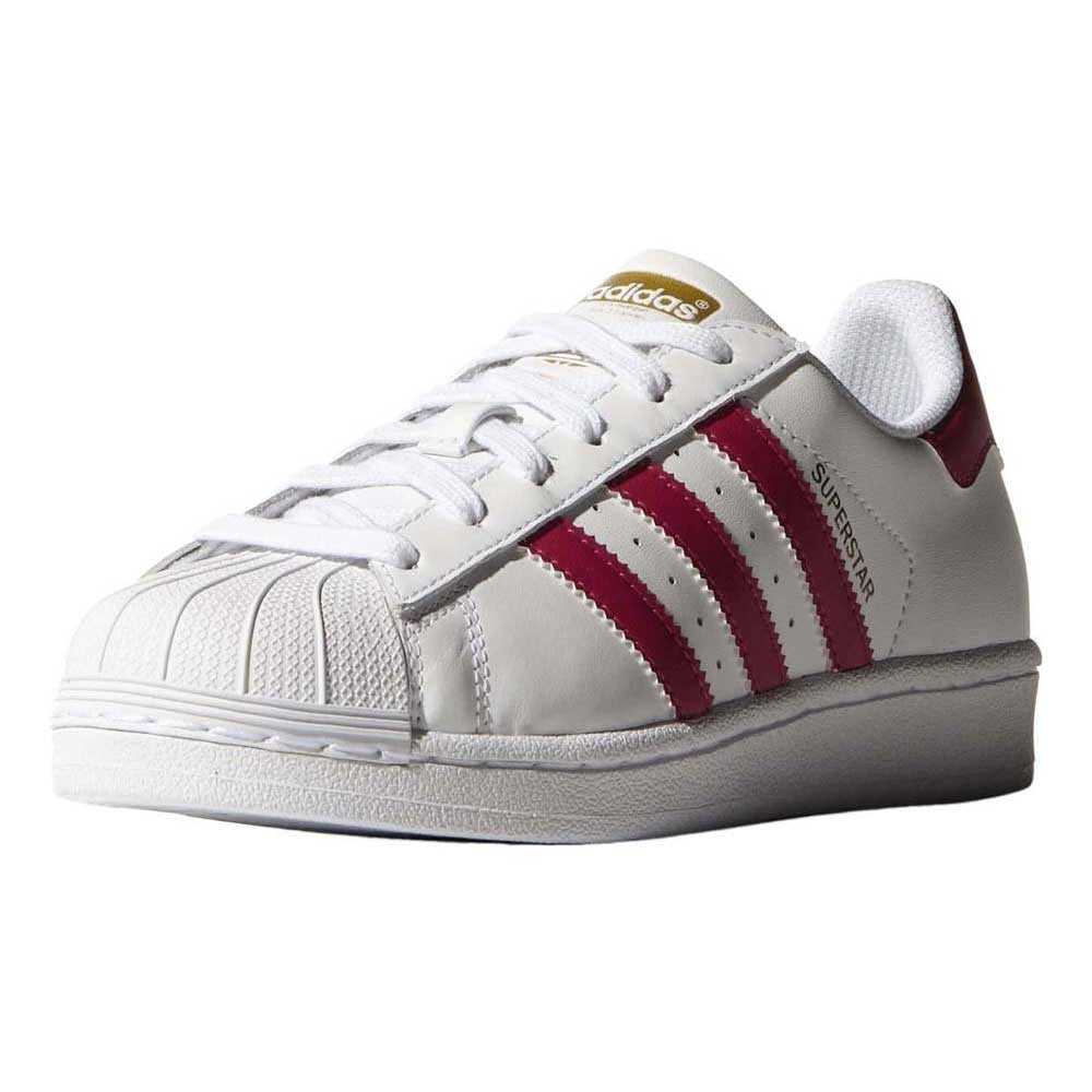 Superstar Foundation J Ftwr white   bold Pink   Ftwr White 62280dbd9d0