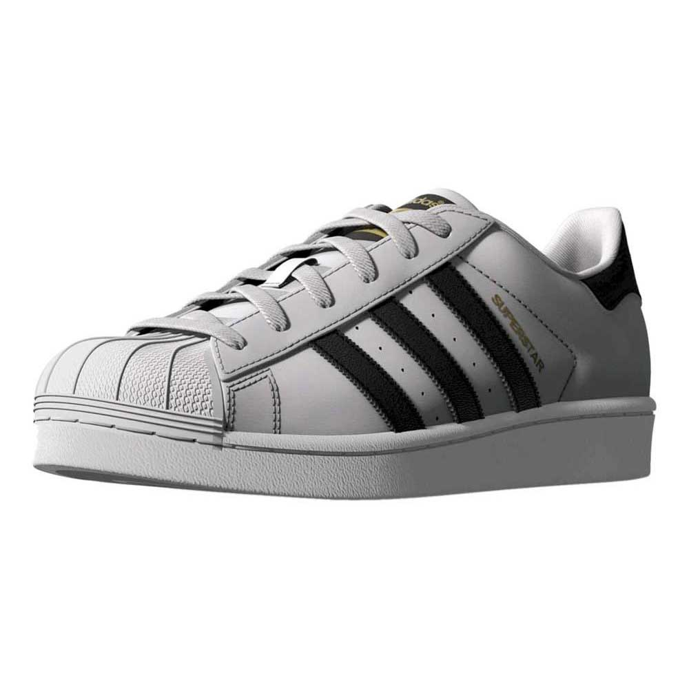 e1f2bc685a0d20 adidas originals Superstar J White buy and offers on Dressinn