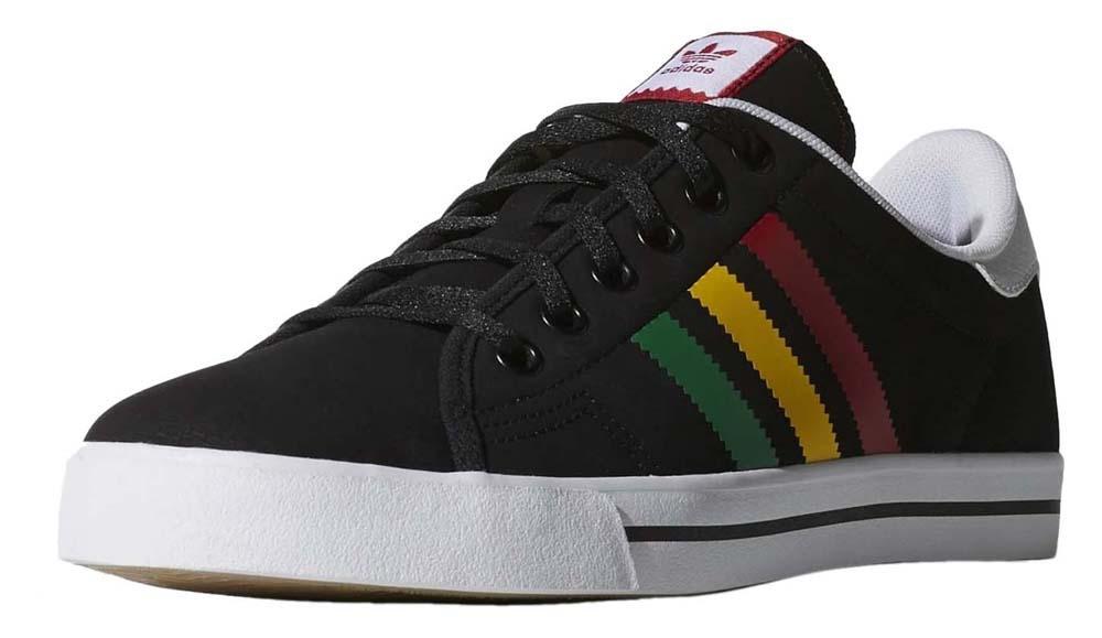 detailed look dfd5e cc577 adidas originals Adicourt Stripes