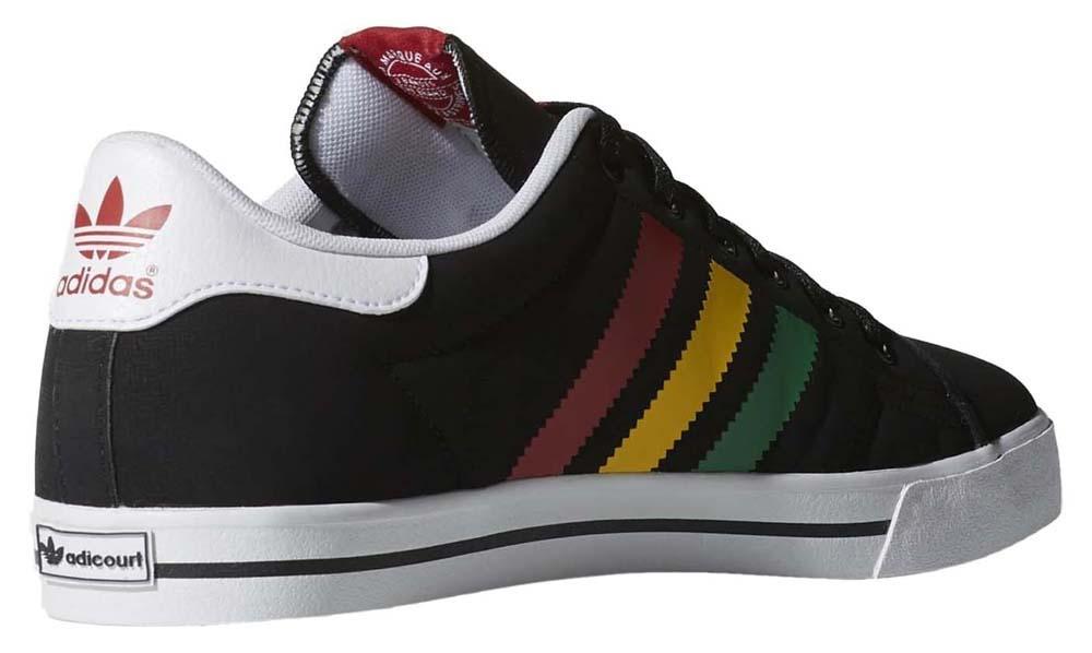 release date 0df67 93131 ... adidas originals Adicourt Stripes ...