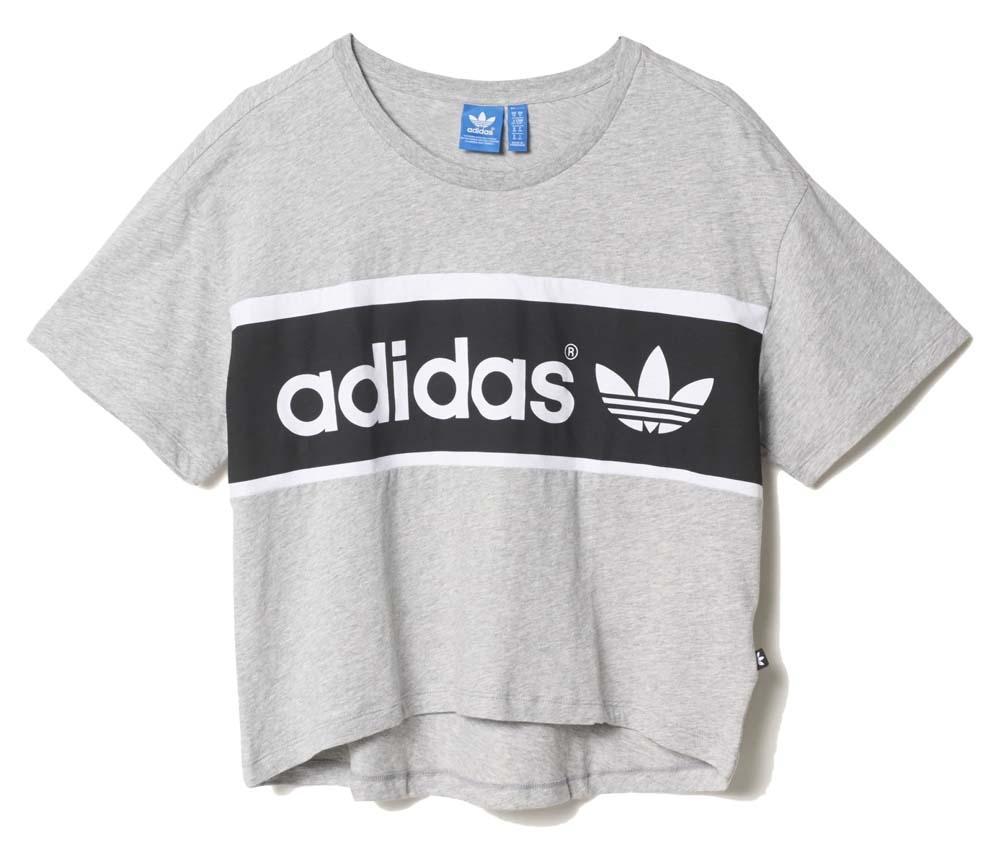adidas original mujer camiseta