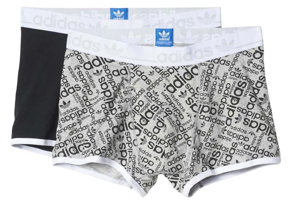 Adidas Originals Knitted Boxer Basic 2 Pairs Dressinn