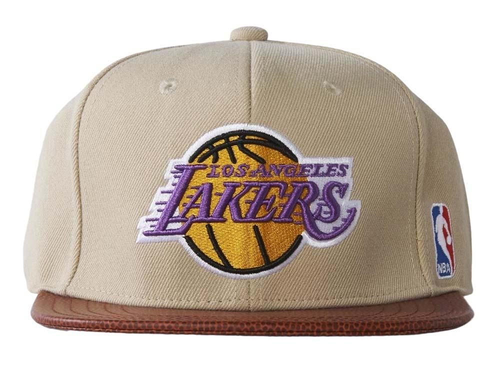 adidas originals Nba Basketball Brim Lakers 76925e5d2c7e