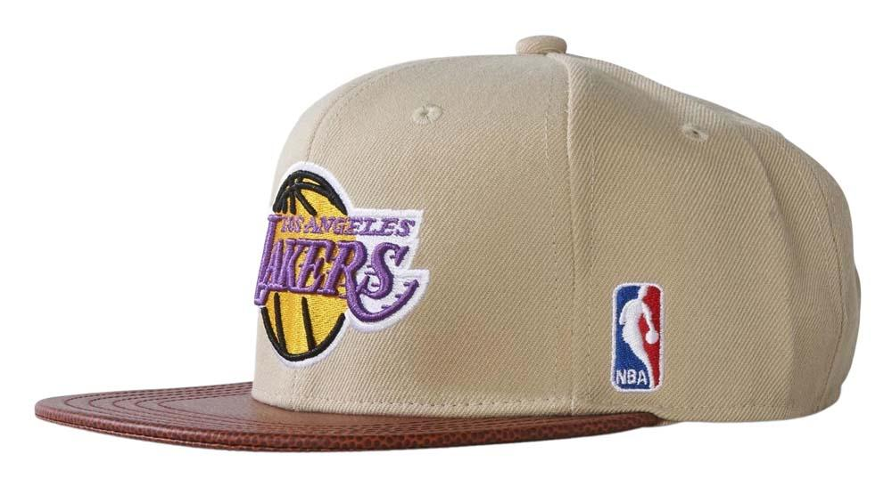 7f6d712bf19 ... adidas originals Nba Basketball Brim Lakers ...