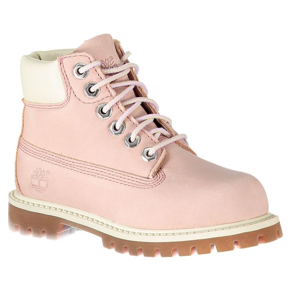 kids pink timberland boots