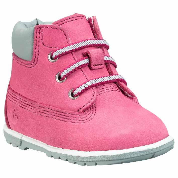 Timberland 6 In Crib Bootie Infant Pink