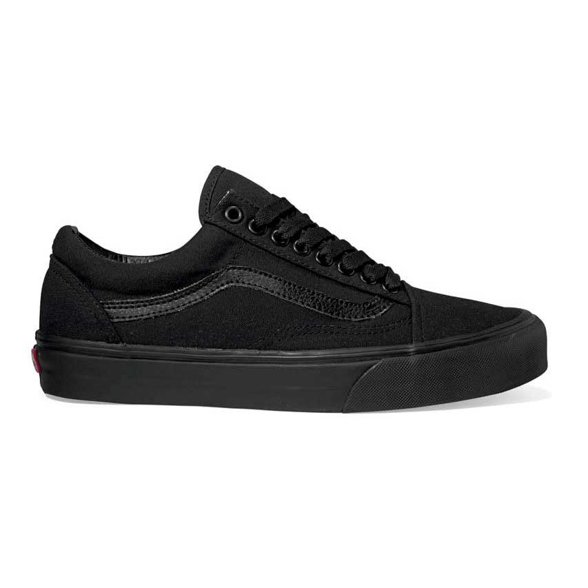 Vans Old Skool Black buy and offers on Dressinn 598f76ae5b