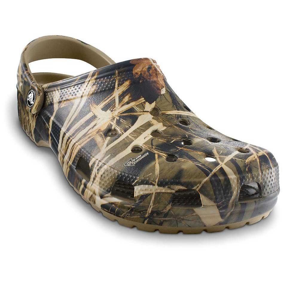7203704fae465 Crocs Classic Realtree Green buy and offers on Dressinn