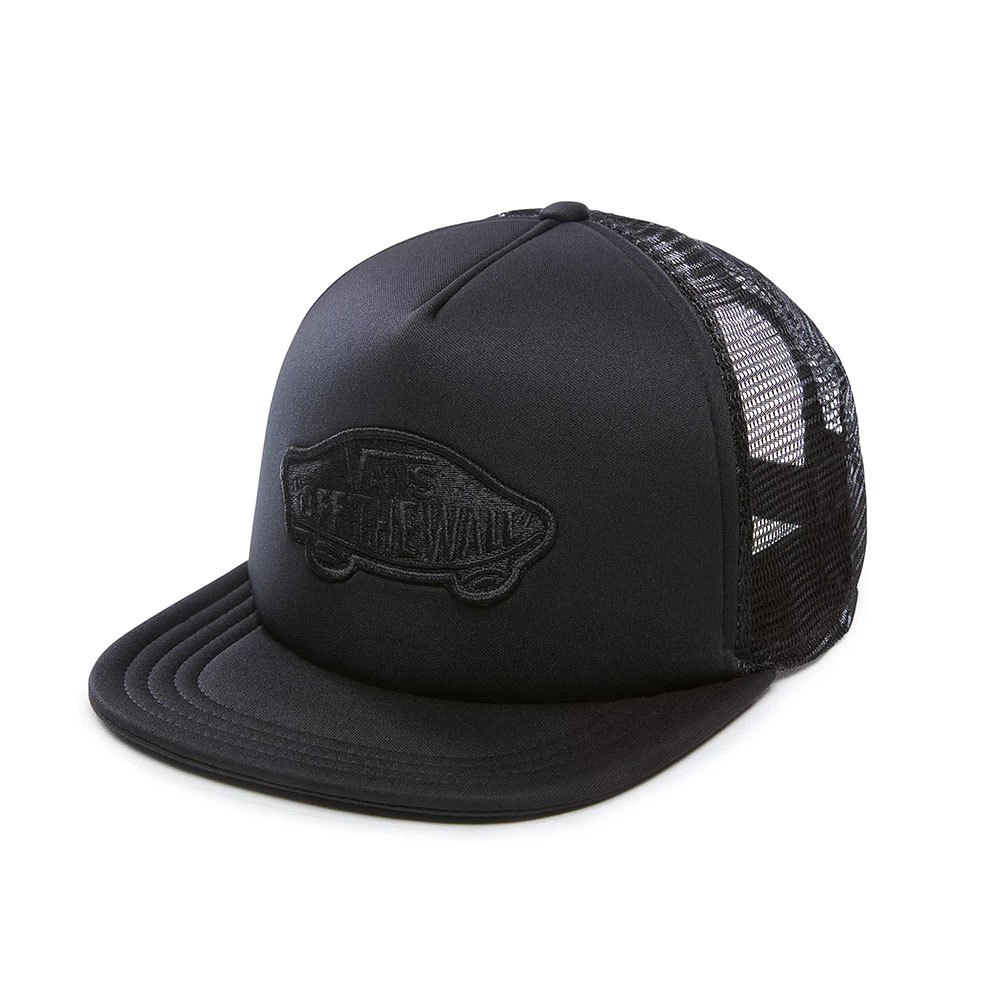 d376cc083a1 Vans Classic Patch Trucker Black buy and offers on Dressinn
