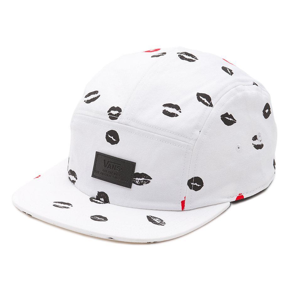 906852c2a1d Vans Davis 5 Panel Camper Hat buy and offers on Dressinn