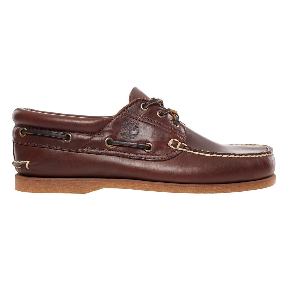 Timberland Icon 3Eye Padded Collar Boat Wide