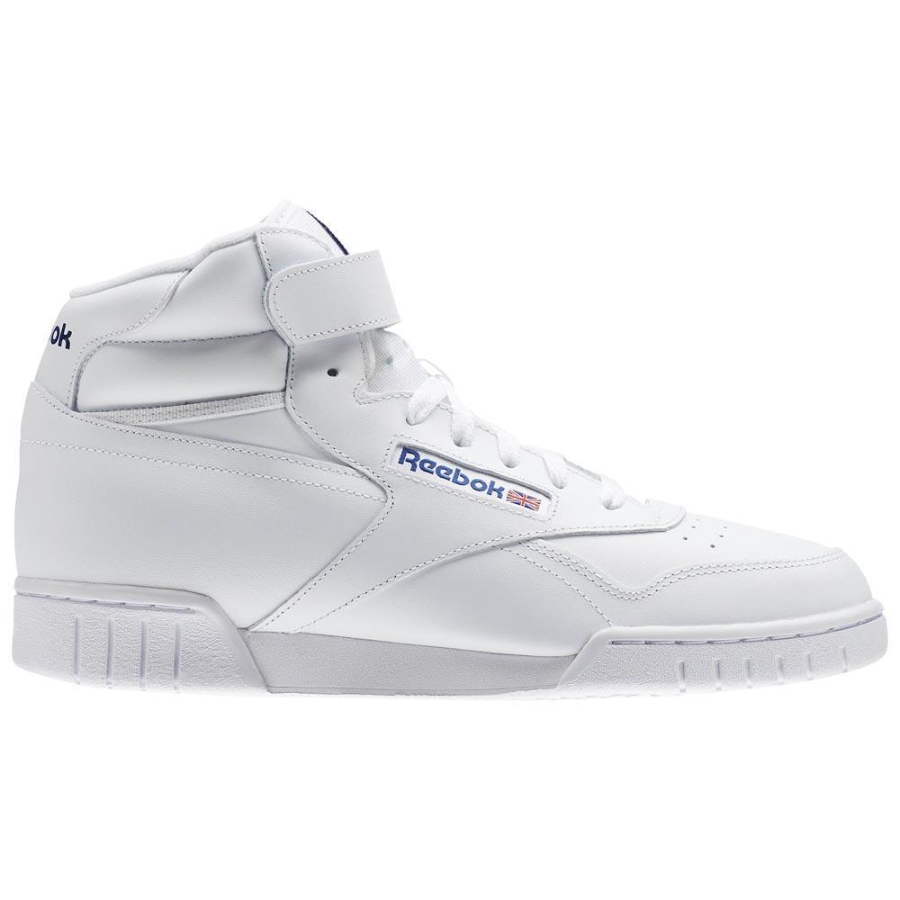 Reebok classics Ex-o-fit Hi White buy and offers on Dressinn eabde9c0c