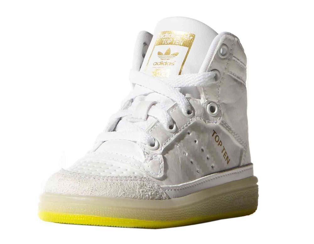 super popular cef6f 98abf adidas originals Top Ten Hi Yoda Infant, Dressinn
