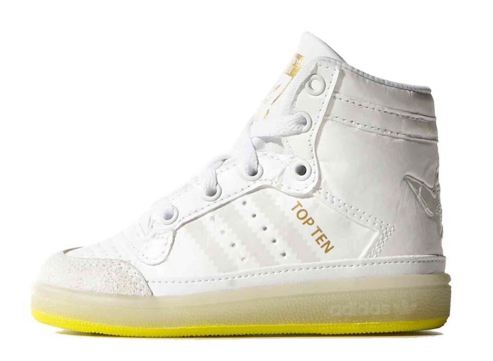 super popular bcf3d 93c41 adidas originals Top Ten Hi Yoda Infant, Dressinn