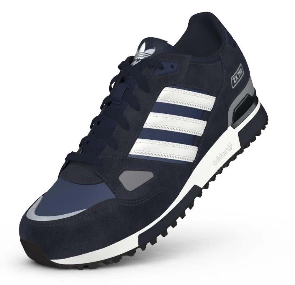 acheter pas cher 94534 746cb adidas originals Zx 750 buy and offers on Dressinn
