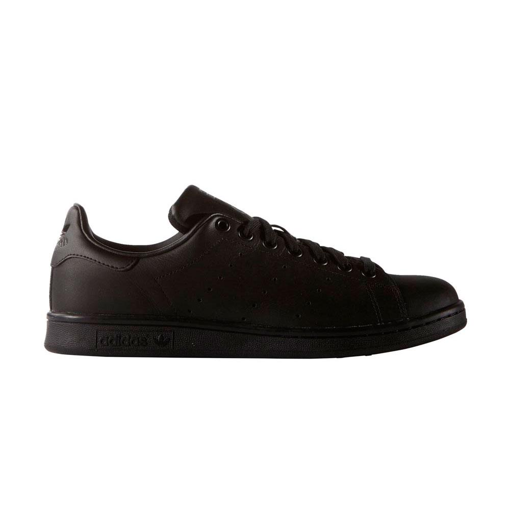 official photos d977b b1a5e adidas originals Stan Smith Black buy and offers on Dressinn
