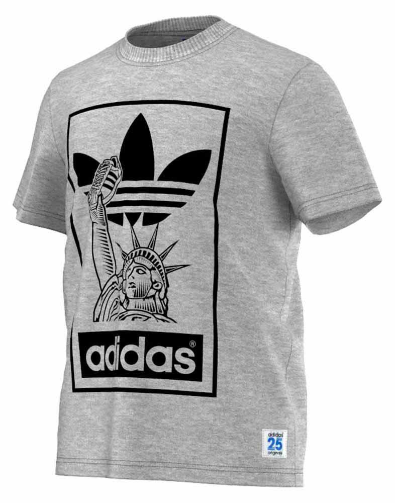 adidas originals Nyc Superstar Tee buy and offers on Dressinn d2ec5bd9327