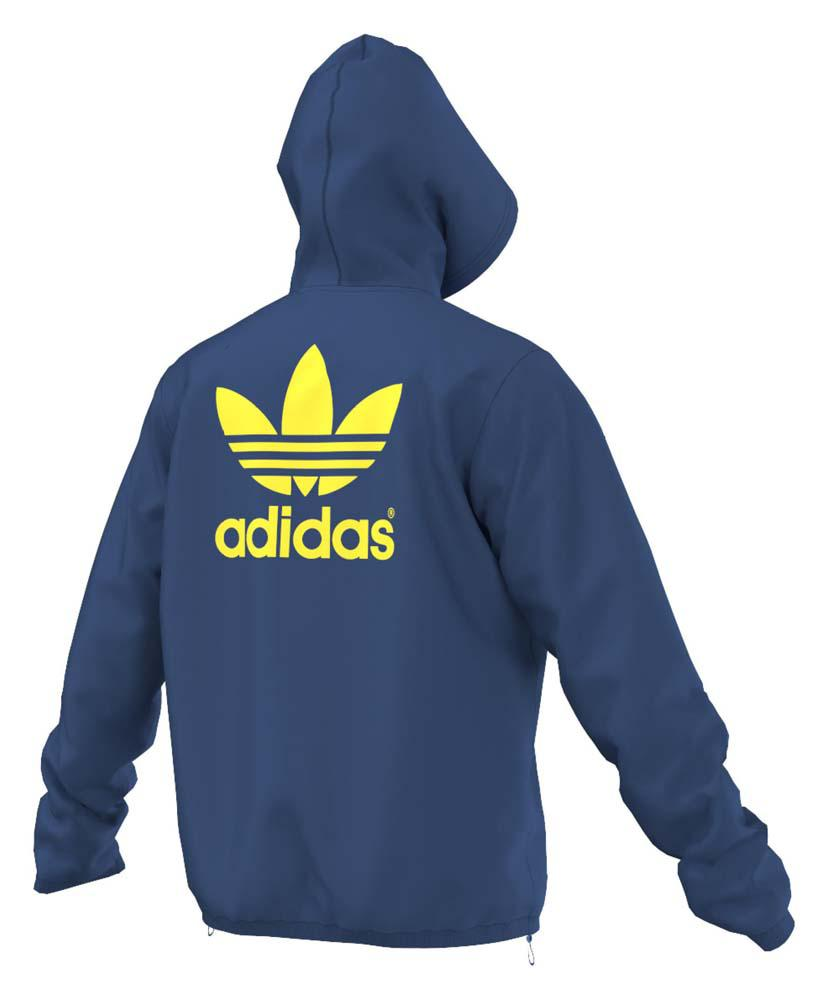 adidas originals 25 pullover wb dark brown man men s. Black Bedroom Furniture Sets. Home Design Ideas