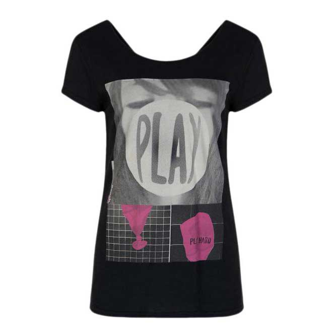 Bench Playinghard S/s Graphic Top