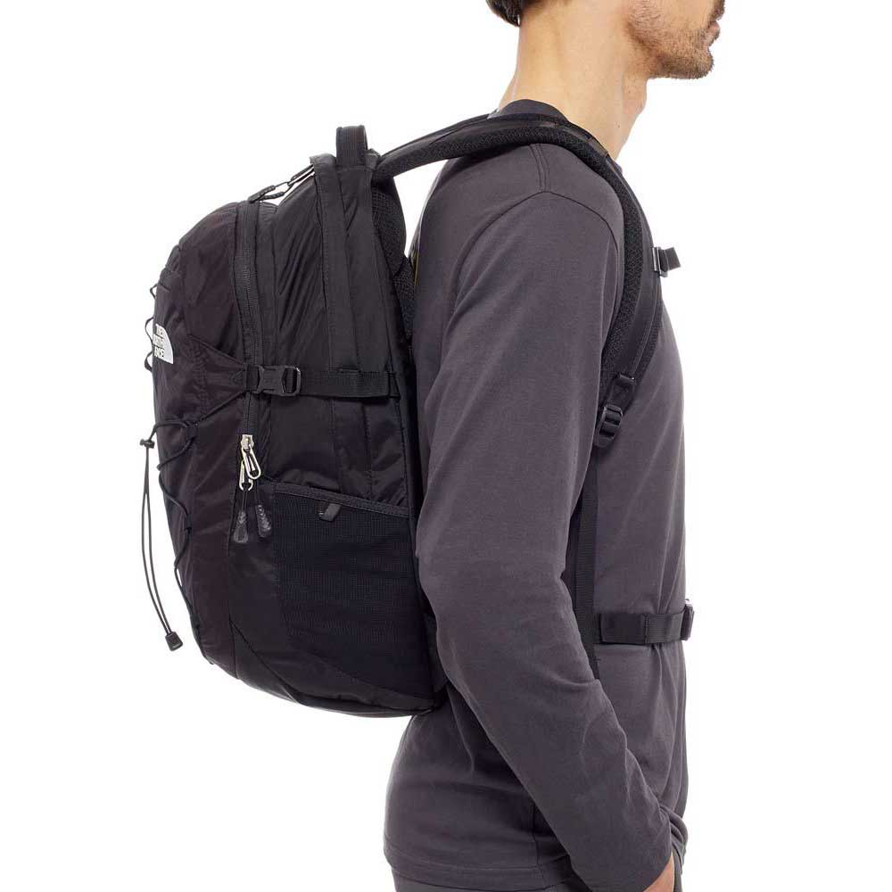 The north face Borealis 28L Black buy and offers on Dressinn 22cf4aace89e