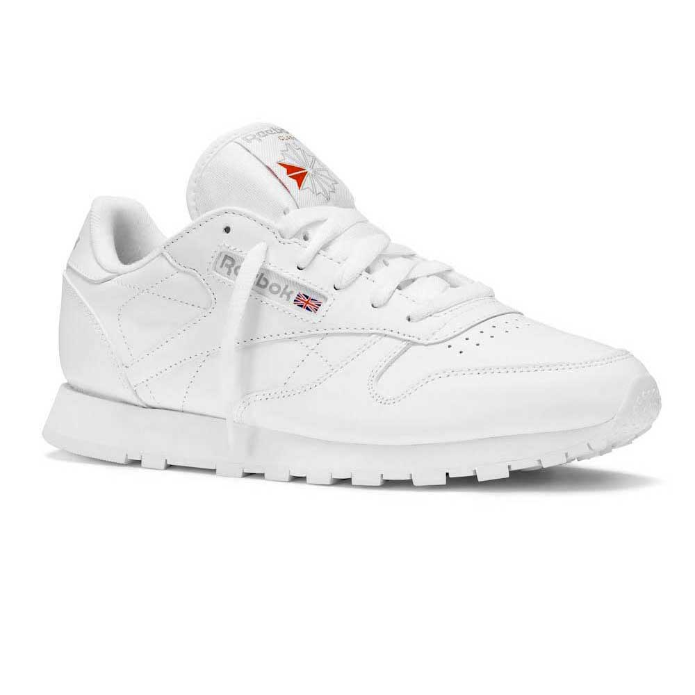 7f6f007996d65 Reebok classics Classic Leather Blanco