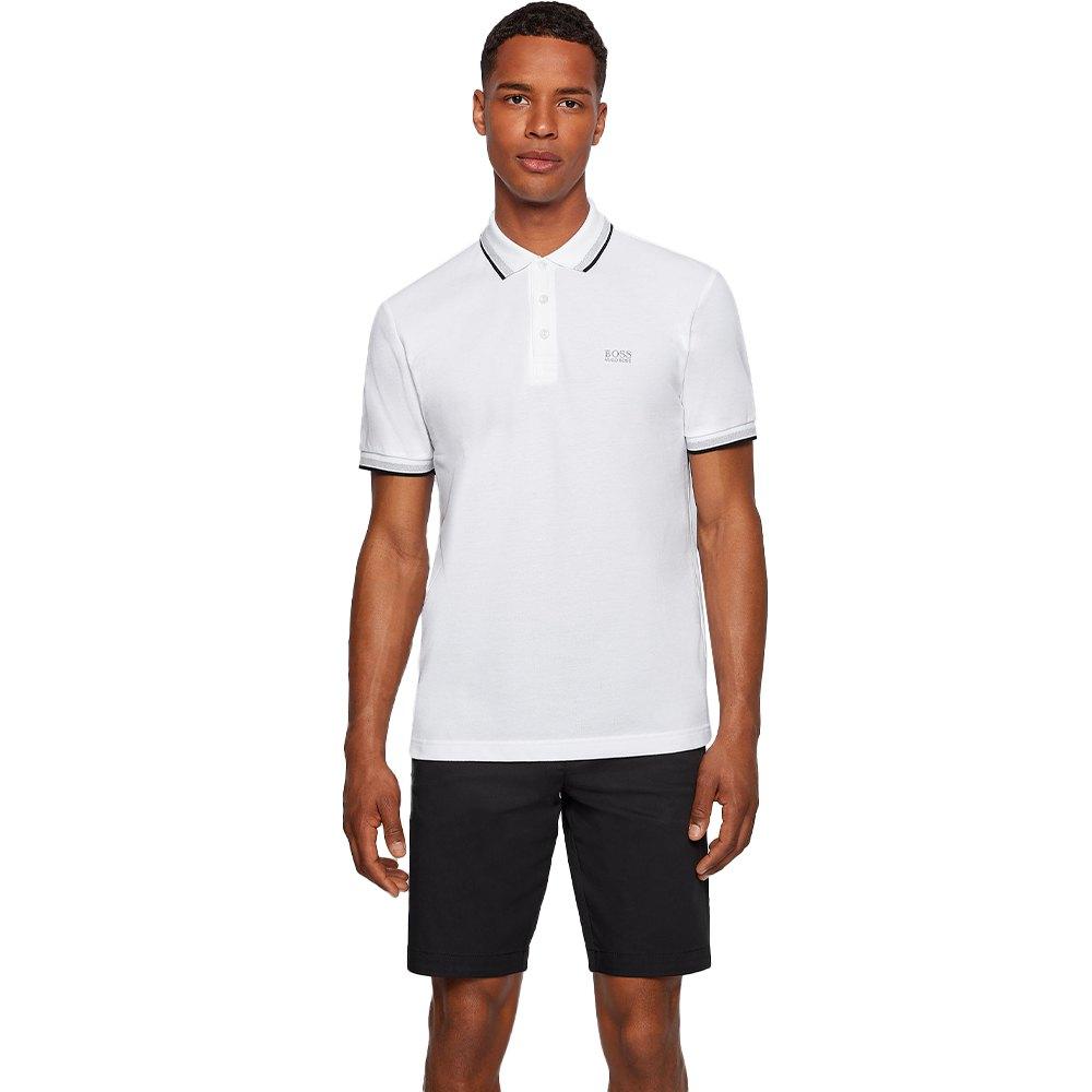 Camisa Polo Piquet Hugo Boss Listrada