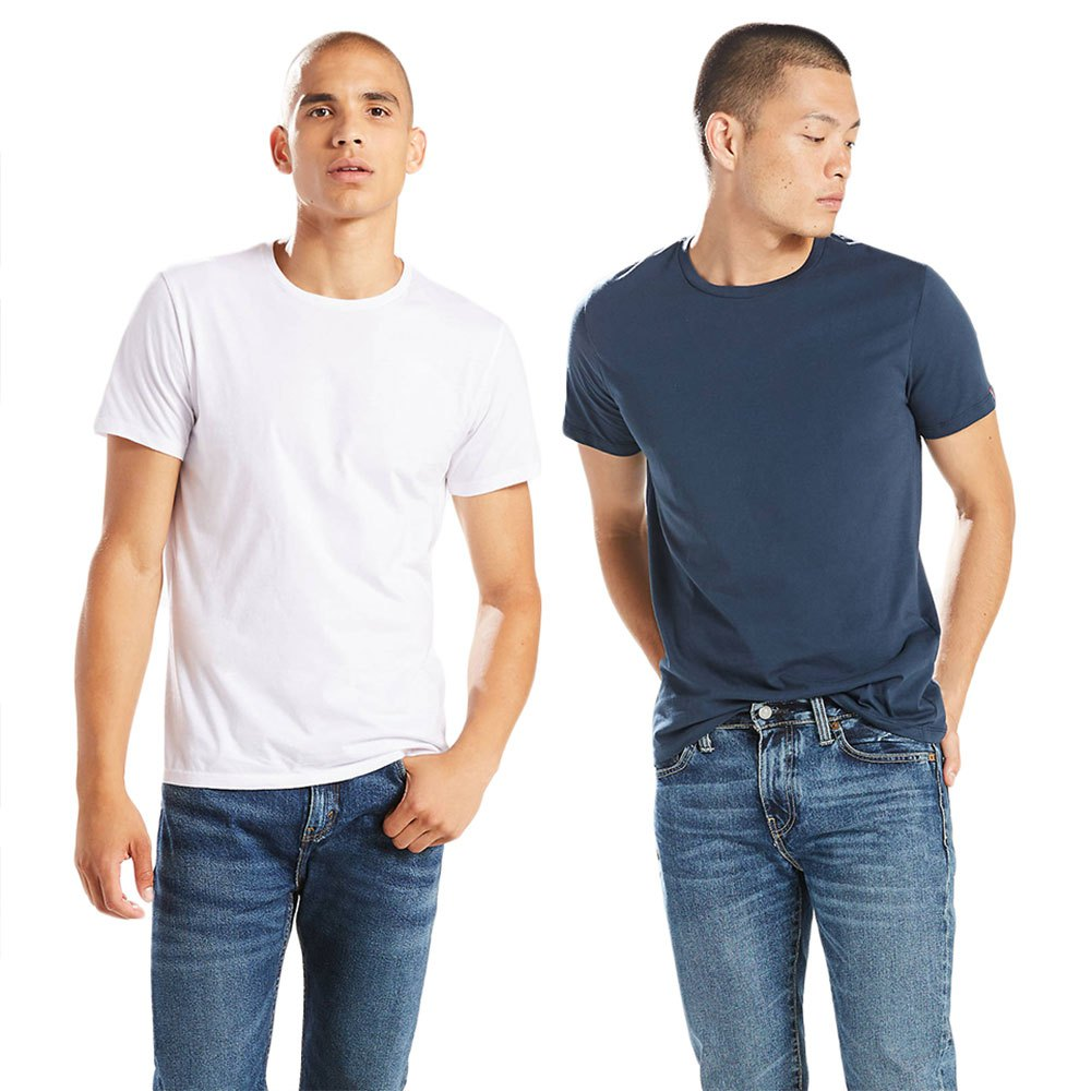 Levi´s Slim Fit Tees two pack