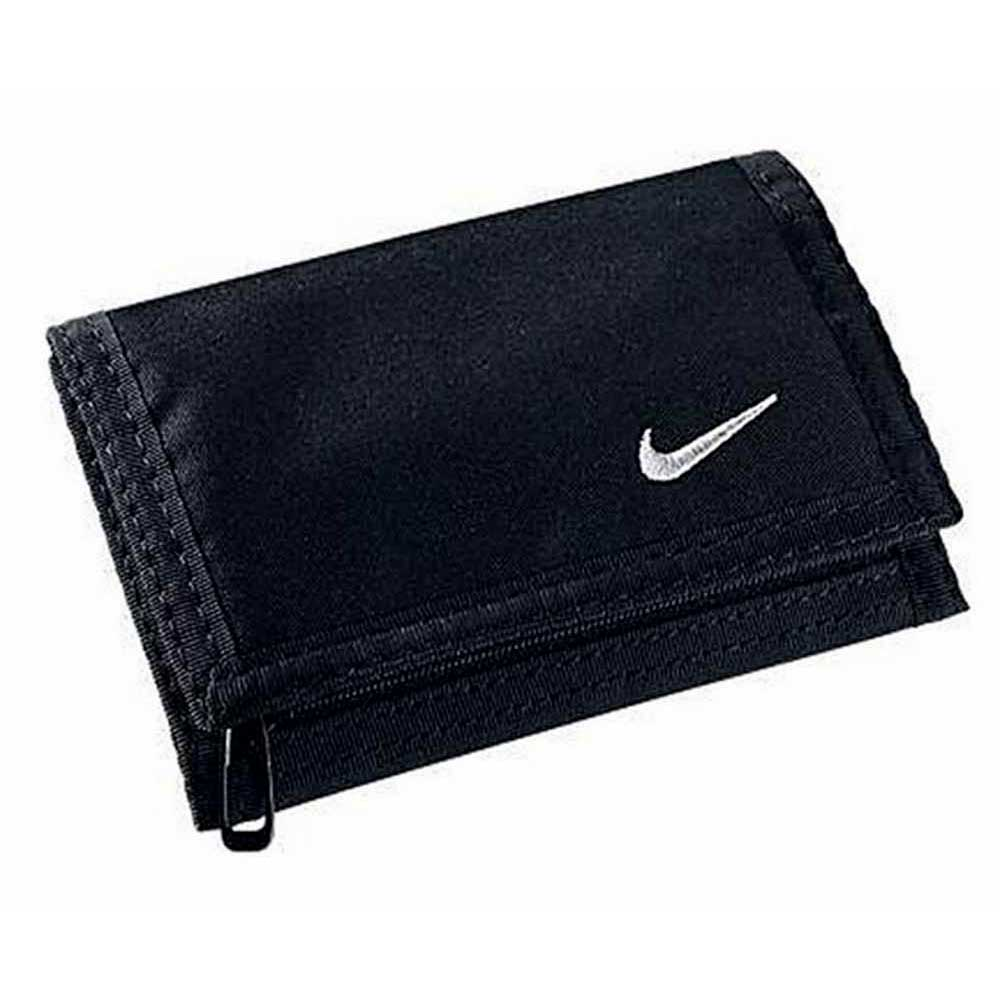 Nike accessories Basic Wallet Black buy and offers on Dressinn 4d7a9954889c9
