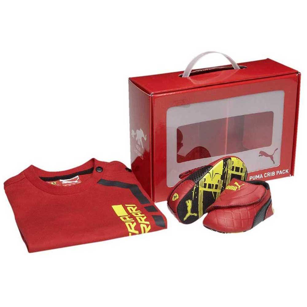 Puma Crib Pack Ferrari 2 Boy