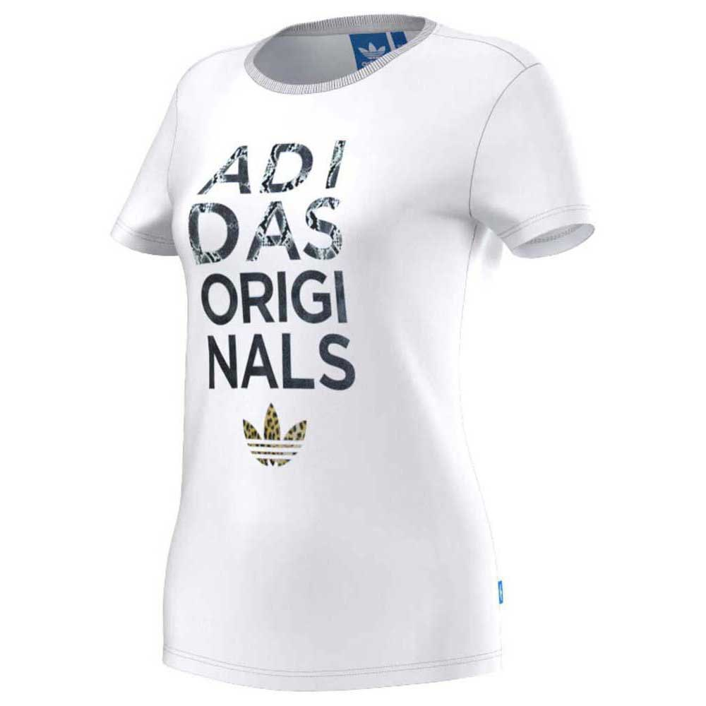adidas originals Logo Essential Animal Tee