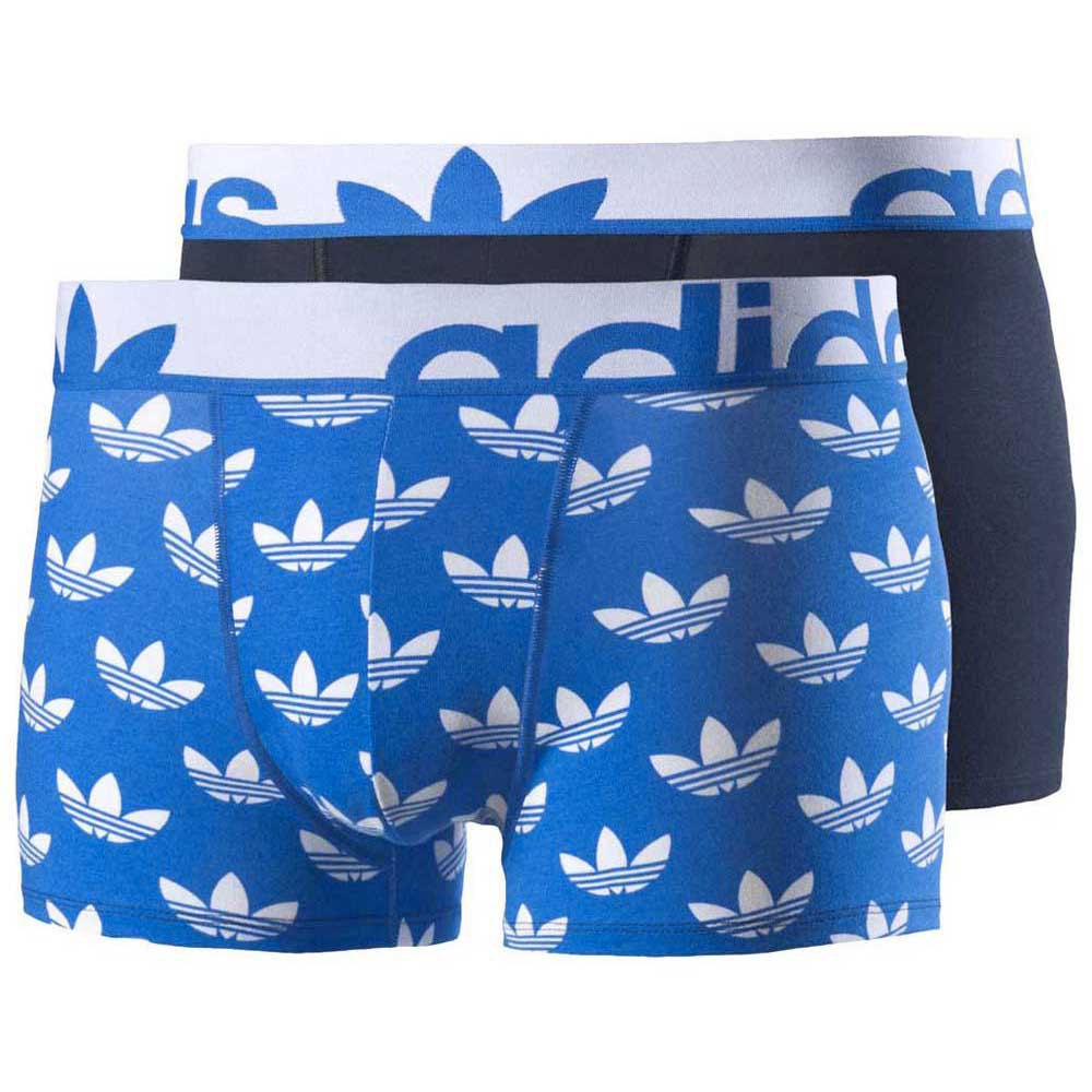 adidas originals Knitted Boxer 2pp Print