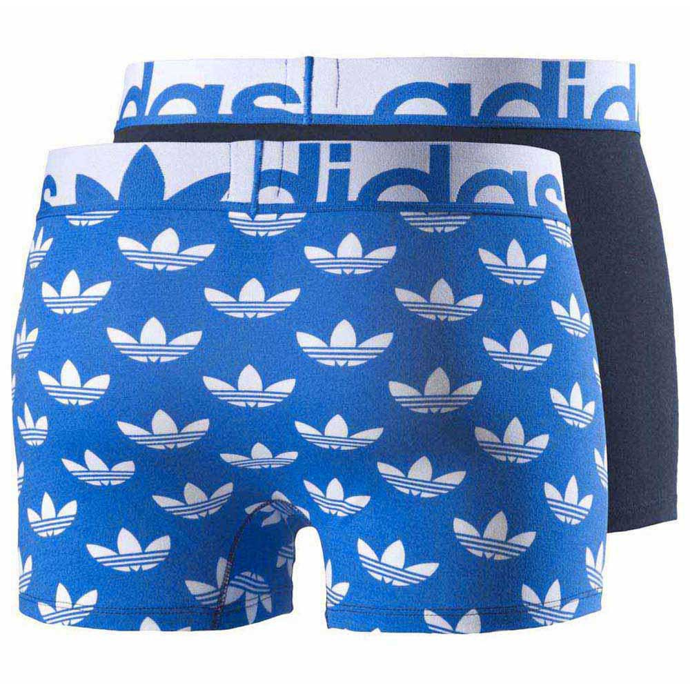 Adidas Originals Knitted Boxer 2pp Print Dressinn