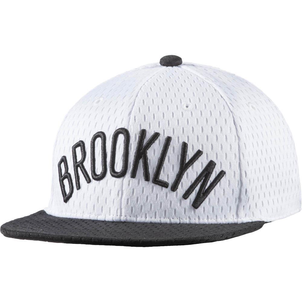 be44b8ca23f4d adidas originals Nba Mesh Nets Snapback Cap