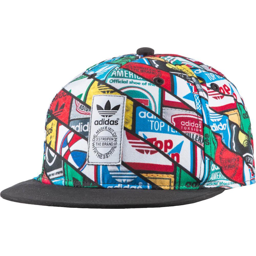 Adidas Originals Tongue Labels Snapback Cap Dressinn