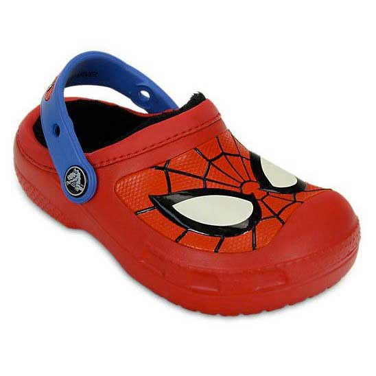 Crocs Cc Spiderman Lined Clog
