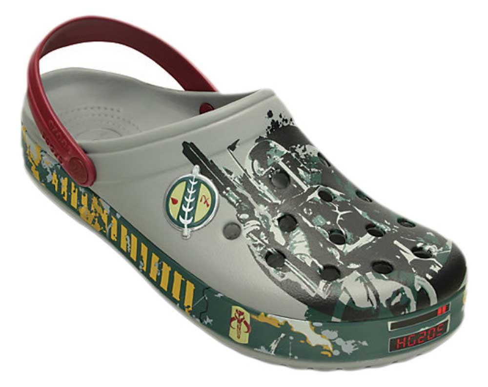 ae2bf5046 Crocs Cb Star Wars Boba Fett Clog buy and offers on Dressinn