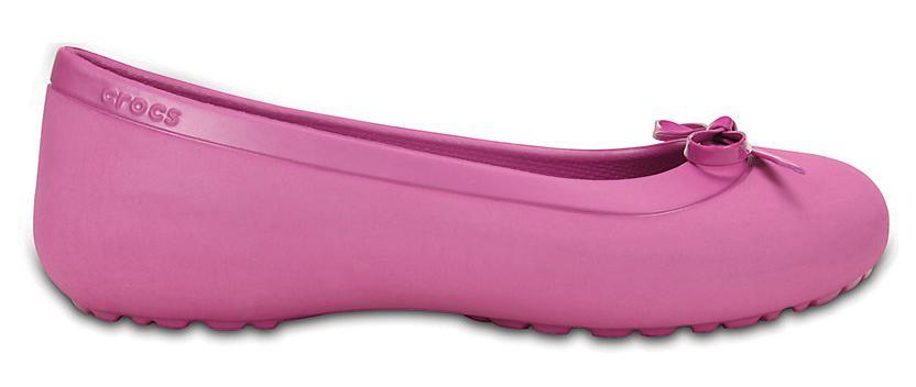 4c19ff7c3 Crocs Mammoth Bow Flat buy and offers on Dressinn