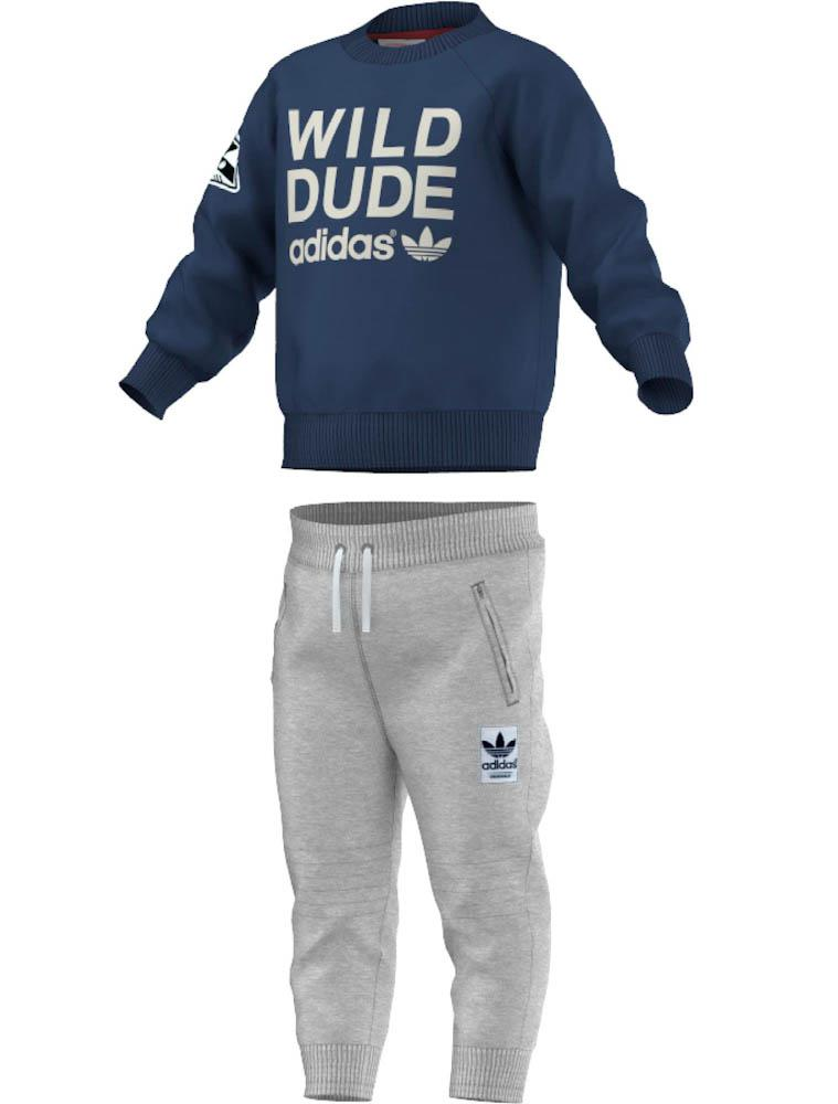Adidas Originals Infant Mf Track Suit Ft Dressinn