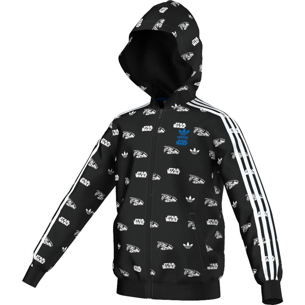 adidas originals star wars hoodie boys