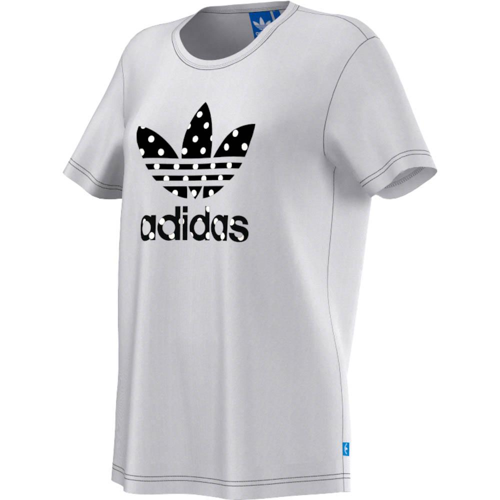 3796949d461 adidas originals Big Logo Tee buy and offers on Dressinn
