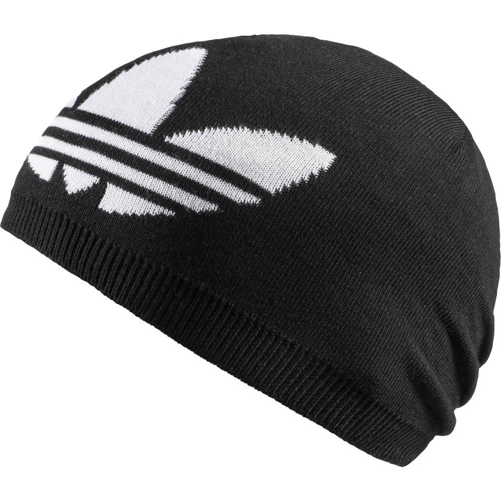 adidas originals Trefoil Beanie buy and offers on Dressinn 216447ee2e91