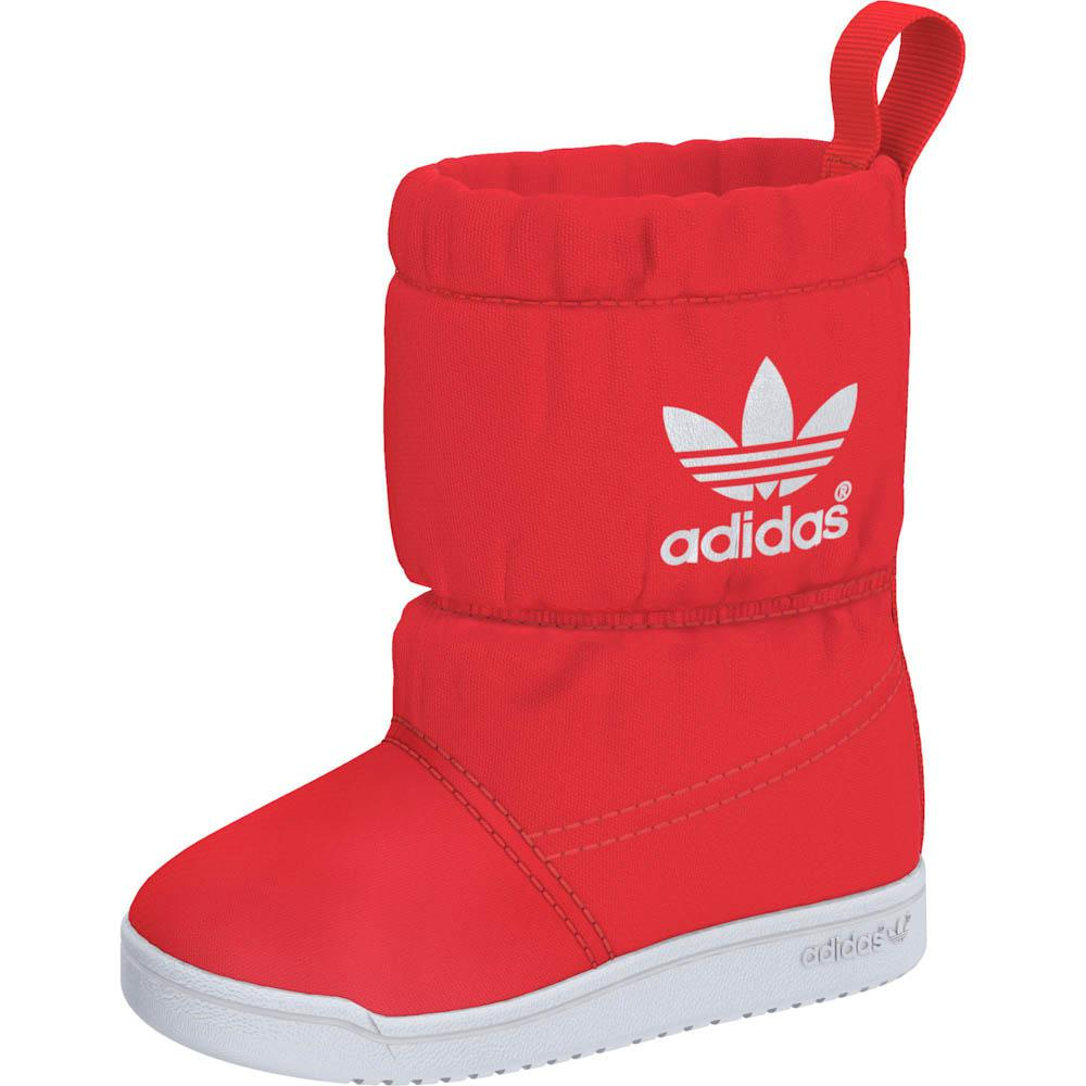 adidas slip on boot infants
