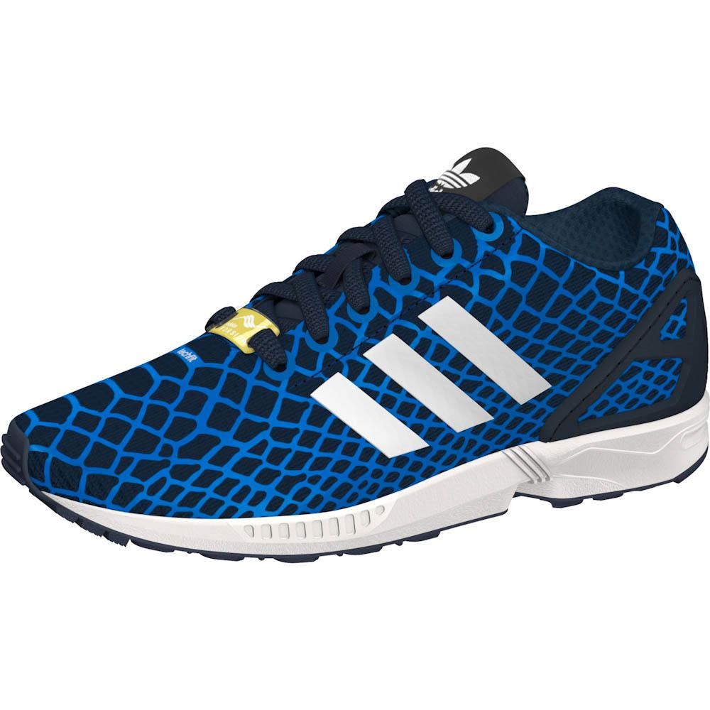 adidas originals zx flux techfit buy and offers on dressinn. Black Bedroom Furniture Sets. Home Design Ideas