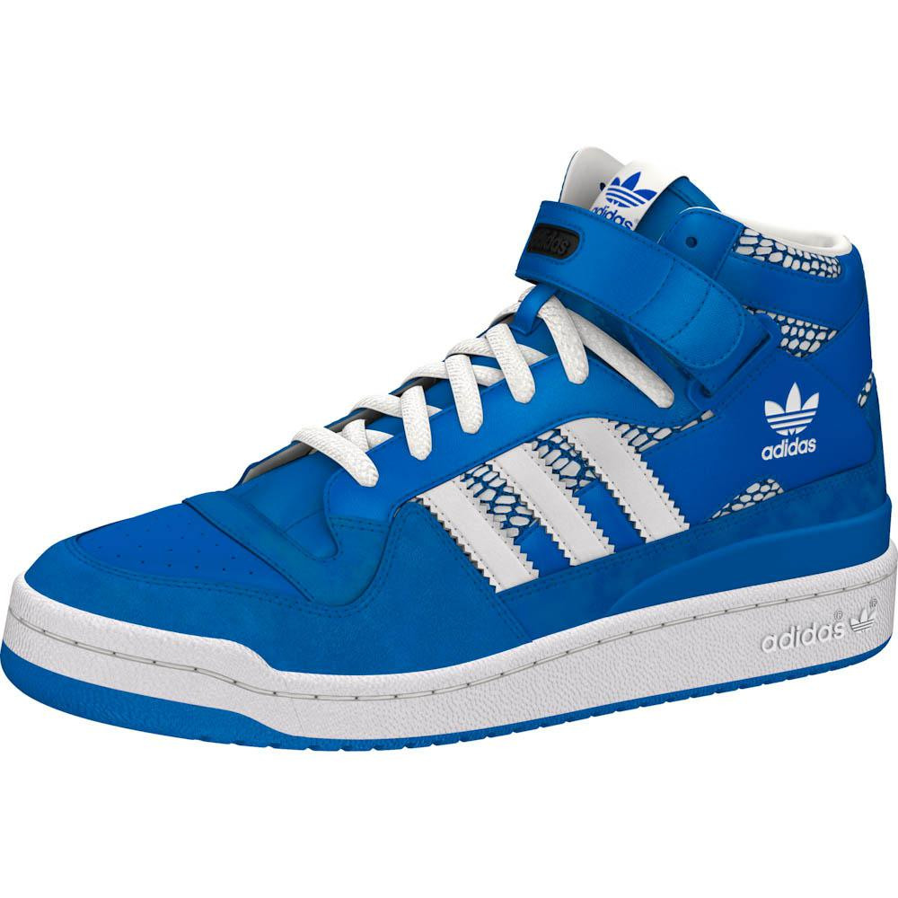 code promo fb395 e523a adidas originals Forum Mid Rs