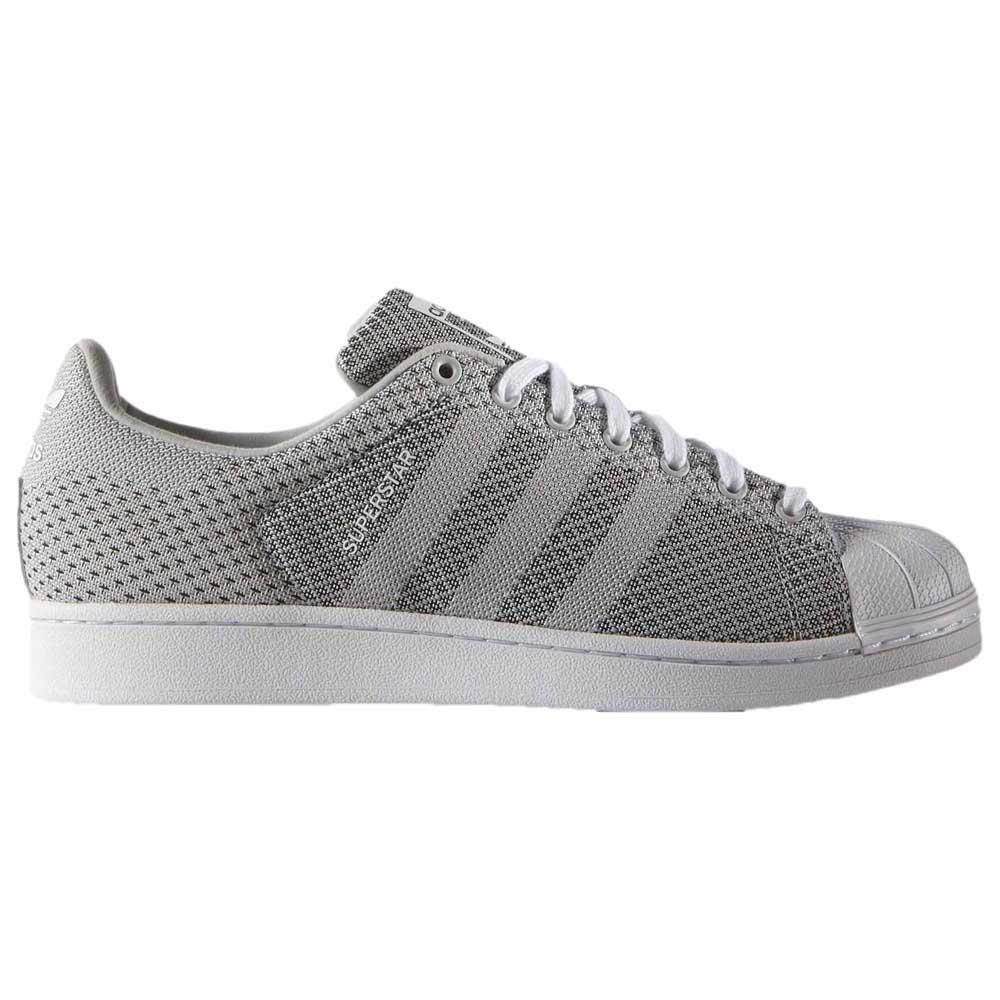 adidas superstar weave grise