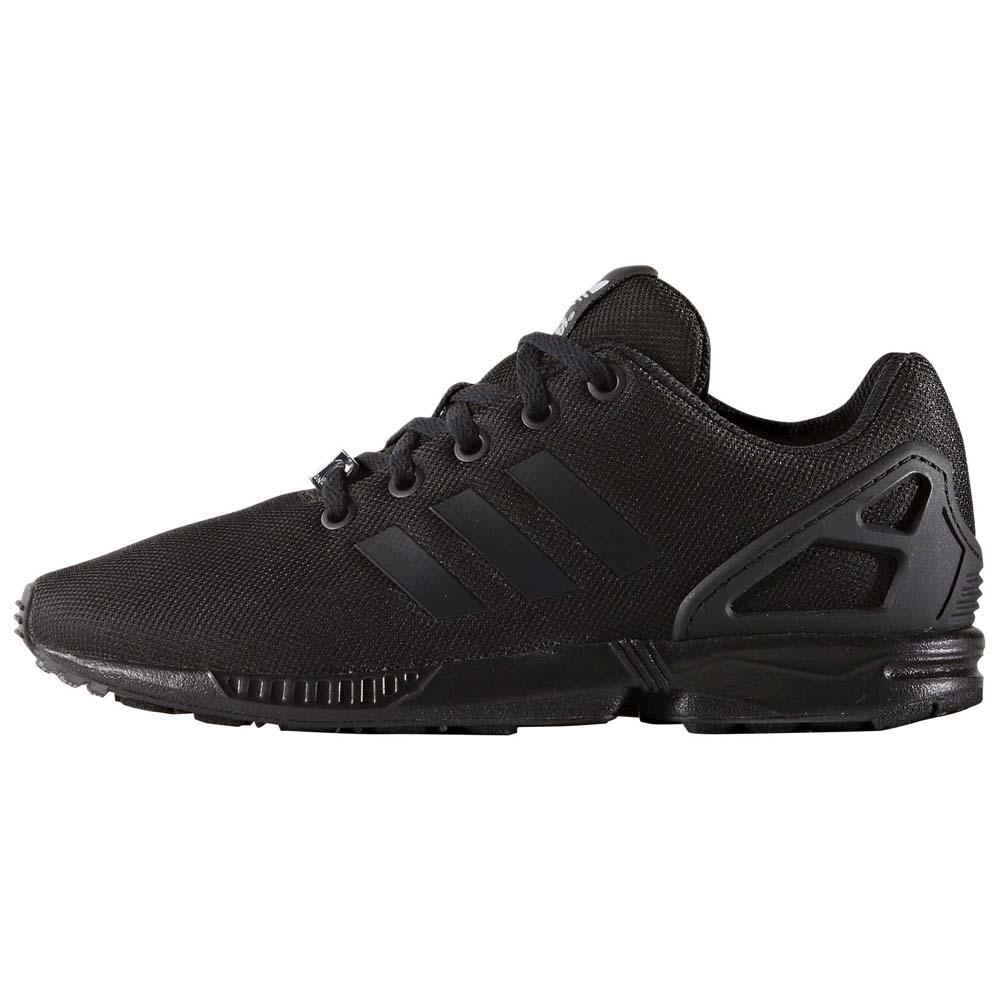 f26956380376bd adidas originals Zx Flux Black buy and offers on Dressinn