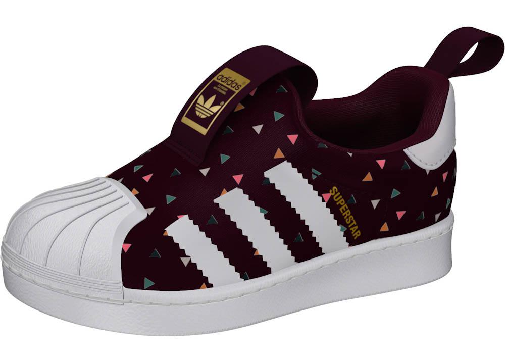 827a4532a adidas originals Superstar 360 Infant
