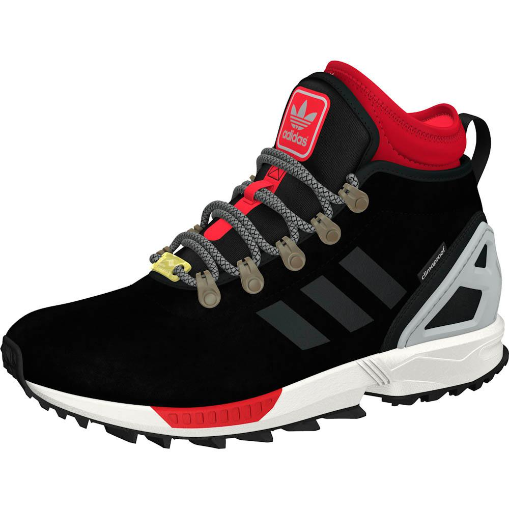 adidas originals zx flux winter buy and offers on dressinn. Black Bedroom Furniture Sets. Home Design Ideas